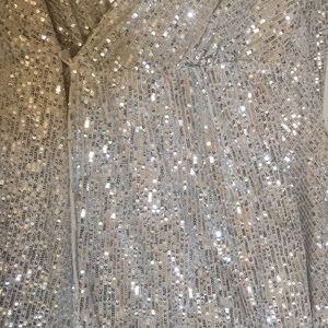Dresses - Sequined Cocktail Dress